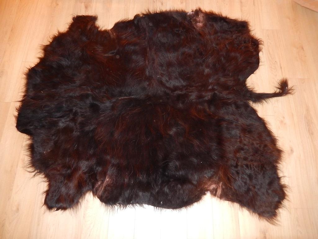 fourure noire